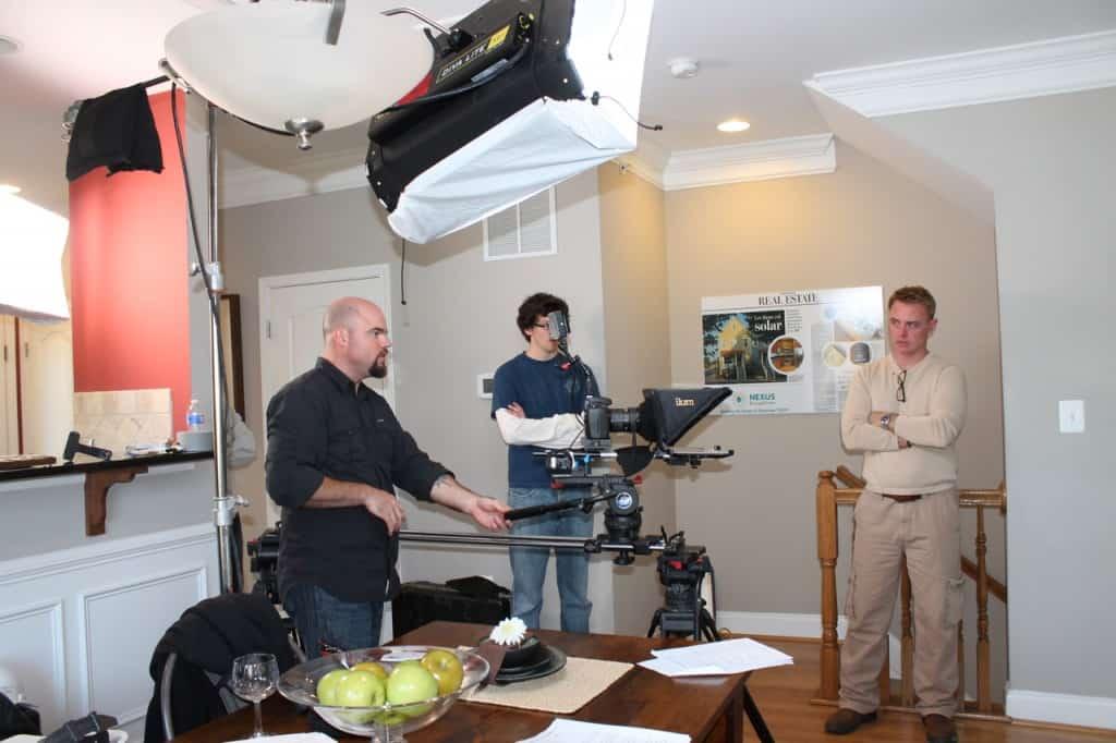 nahb filming