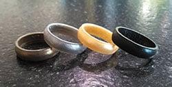 safe wedding rings