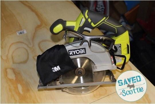 RYOBI 3M tools