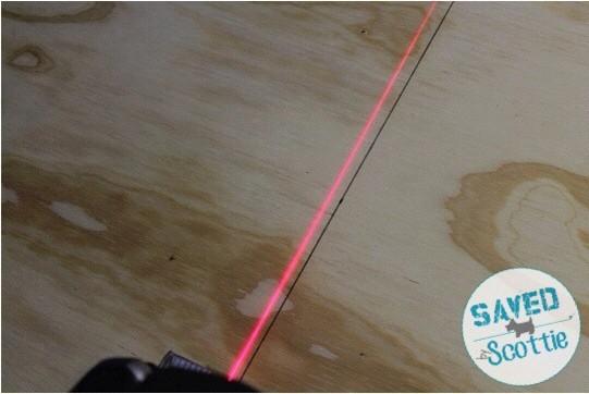 RYOBI laser