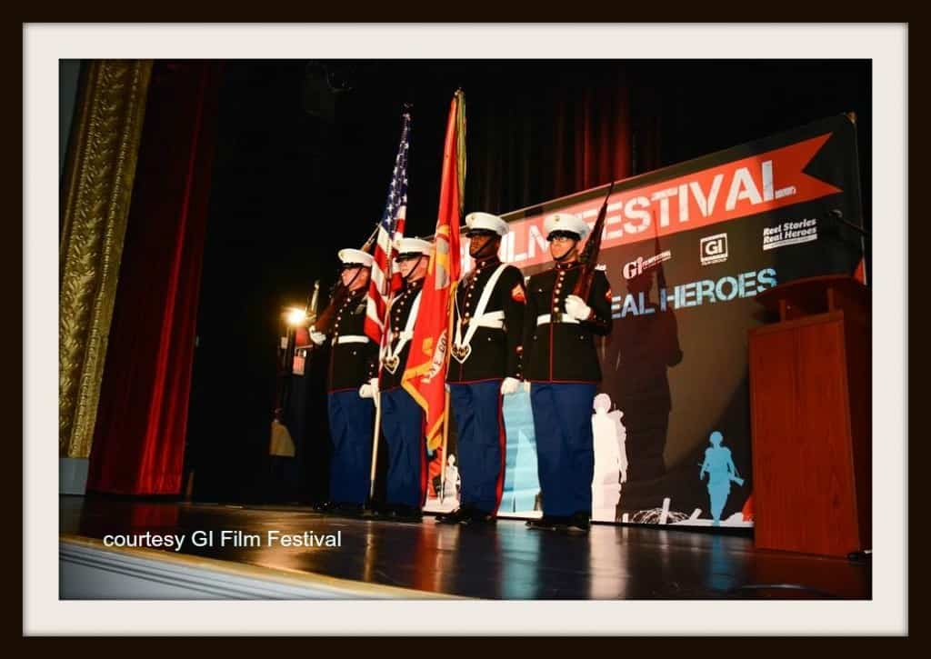 GIFF color guard