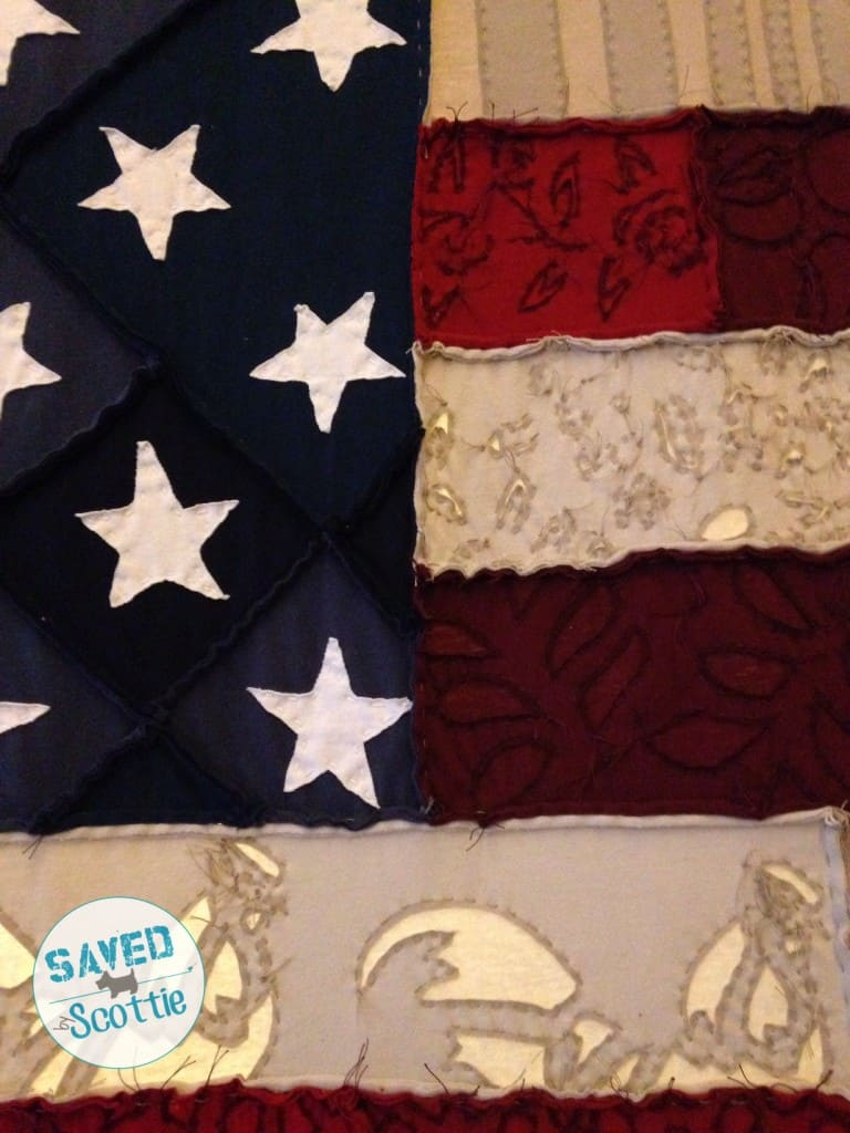Southern Accents flag close