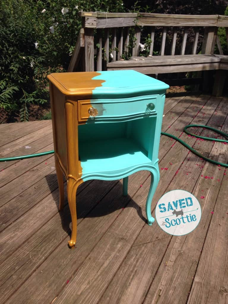 sxs funky side table