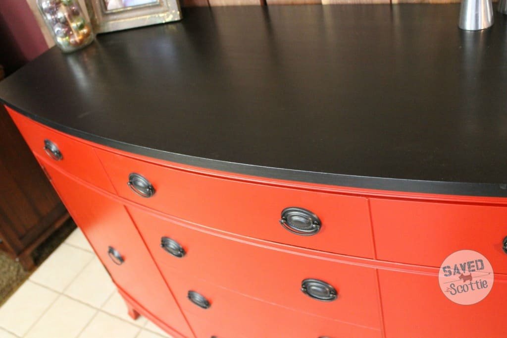 red buffet top complete sxs