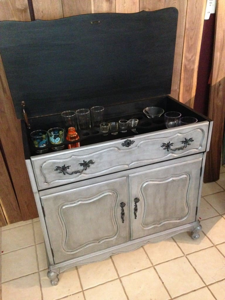 sxs fp dry bar open top