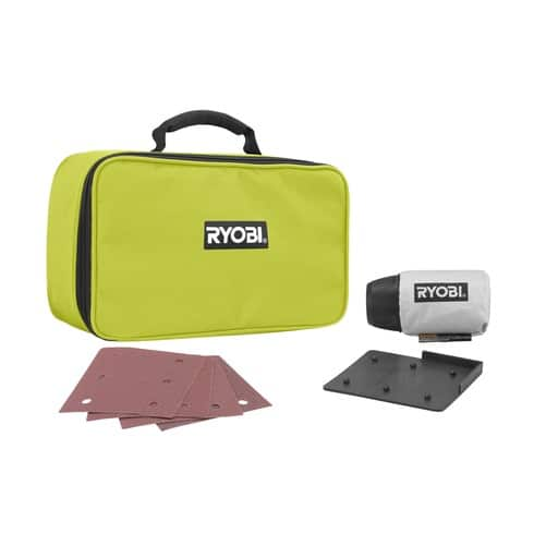 ryobi sander kit accessories