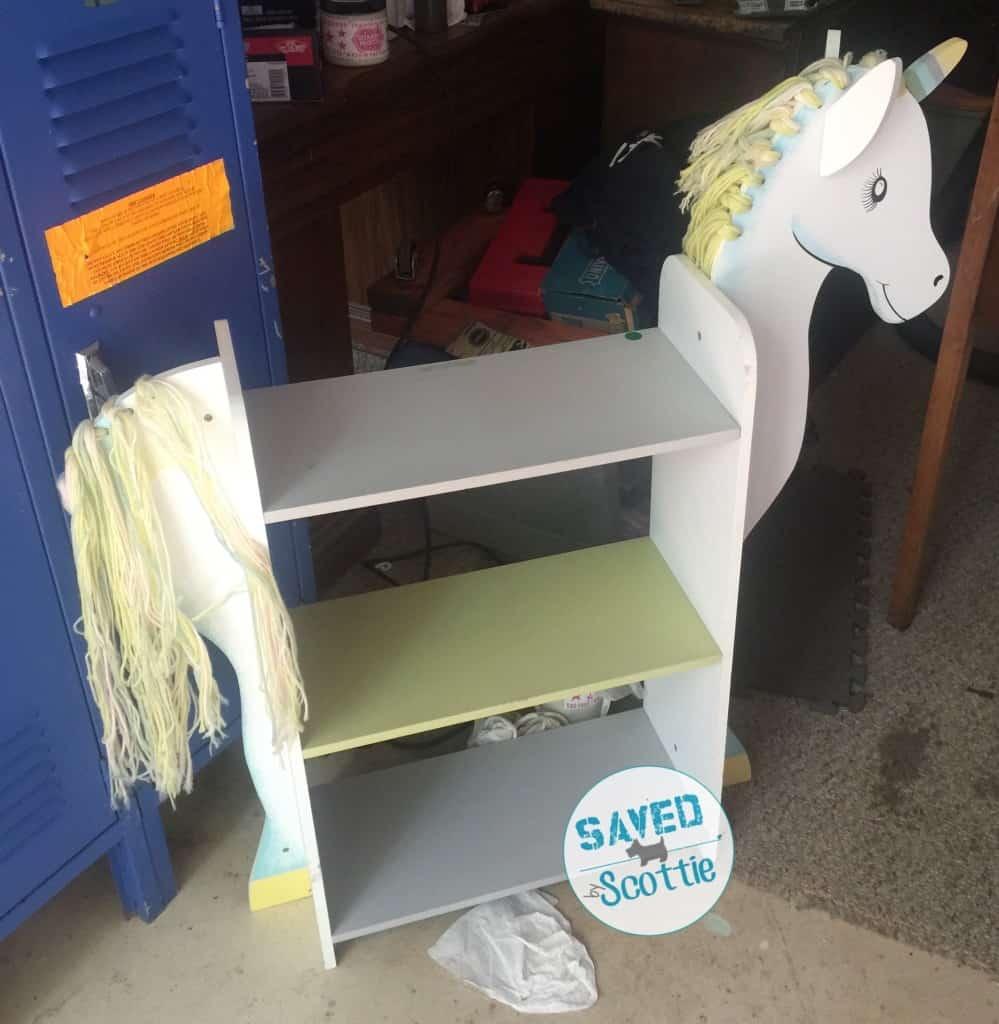 SXS Pony before