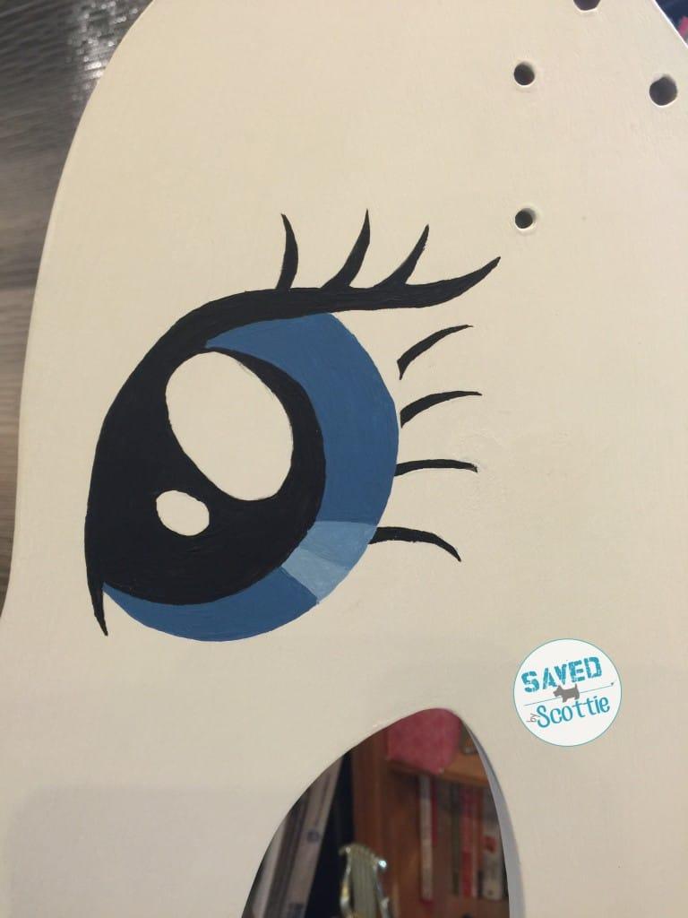 sxs pony eye done