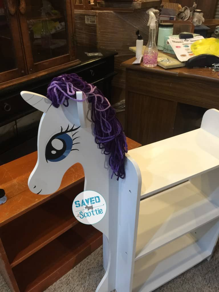 sxs pony head