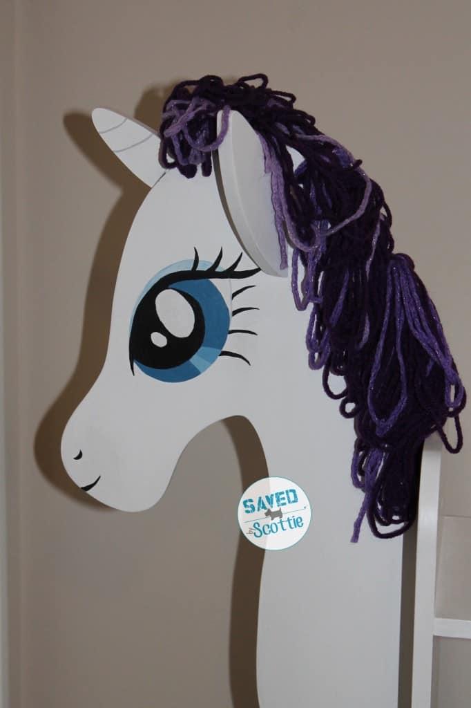 sxs pony head close up
