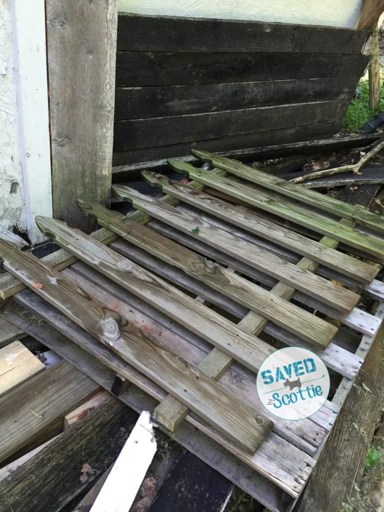sxs fence pieces