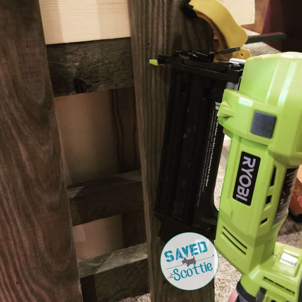 sxs ryobi shelf support