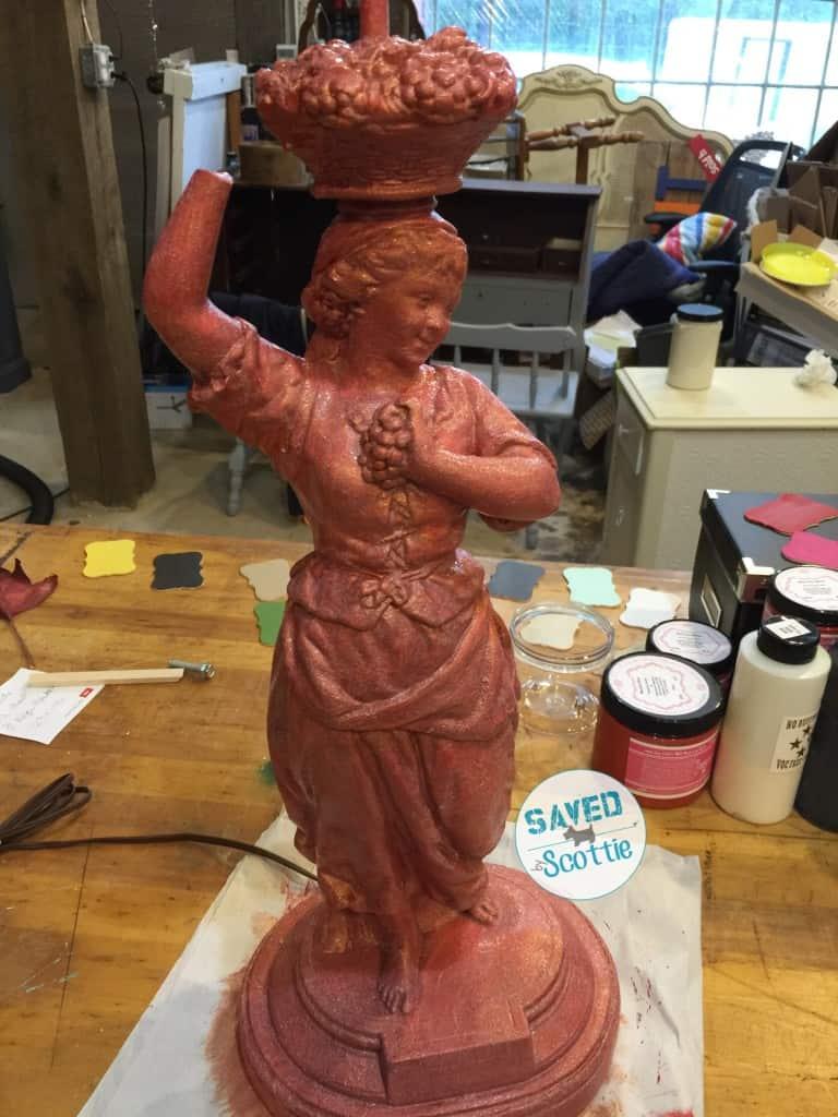 sxs copper lamp step 3