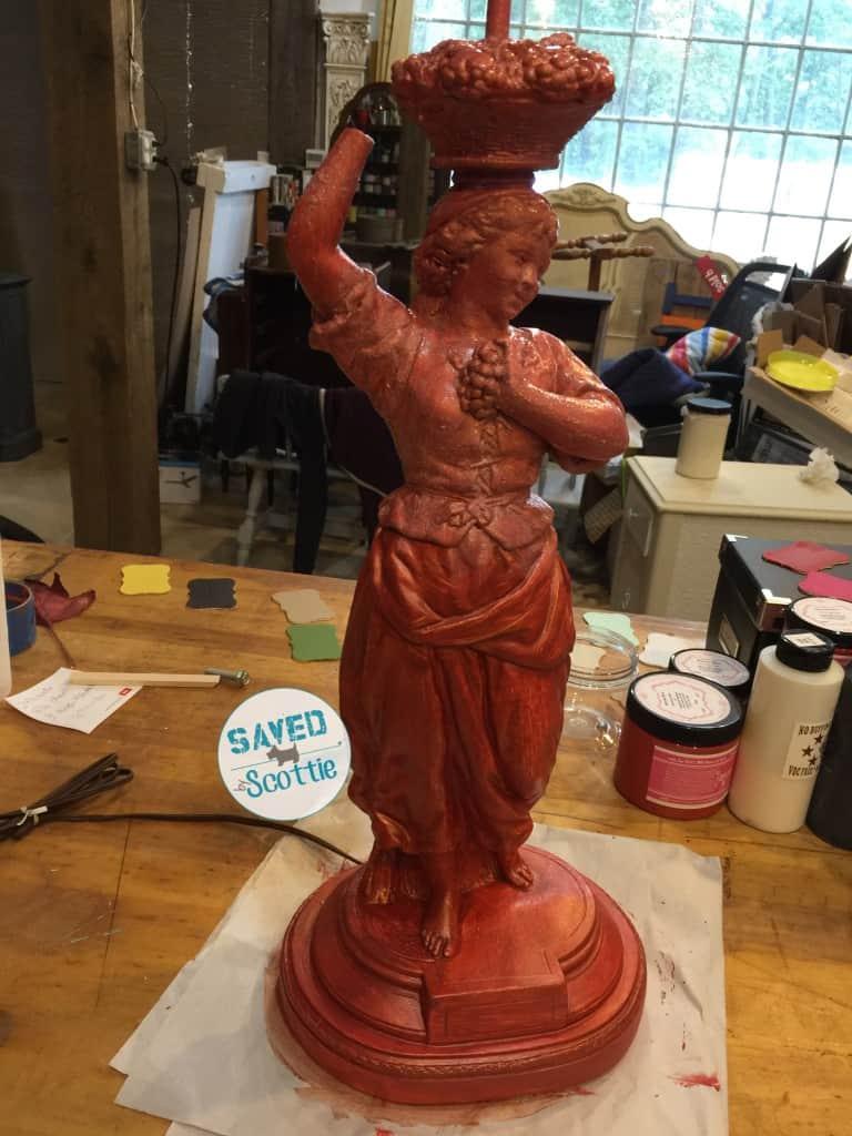 sxs copper lamp steps 2:3