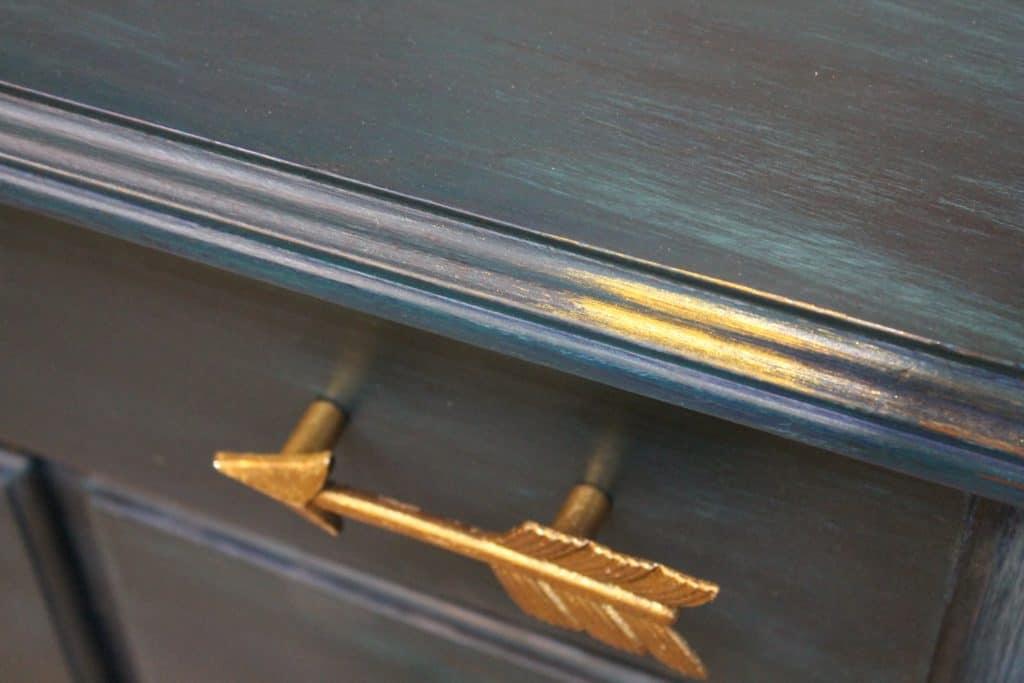 SxS gold highlights