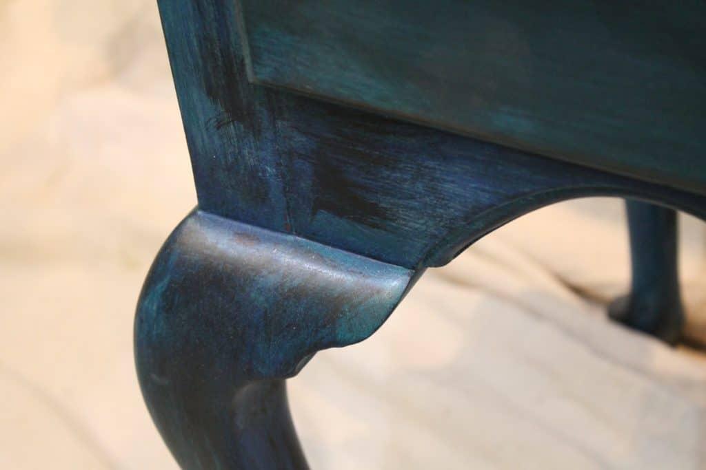 SxS left leg close up