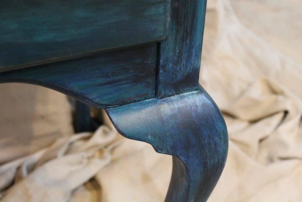 SxS right leg close up