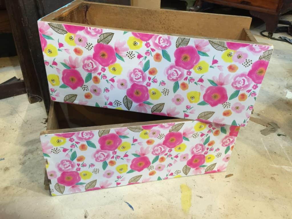 SXS checker dresser mini drawers done