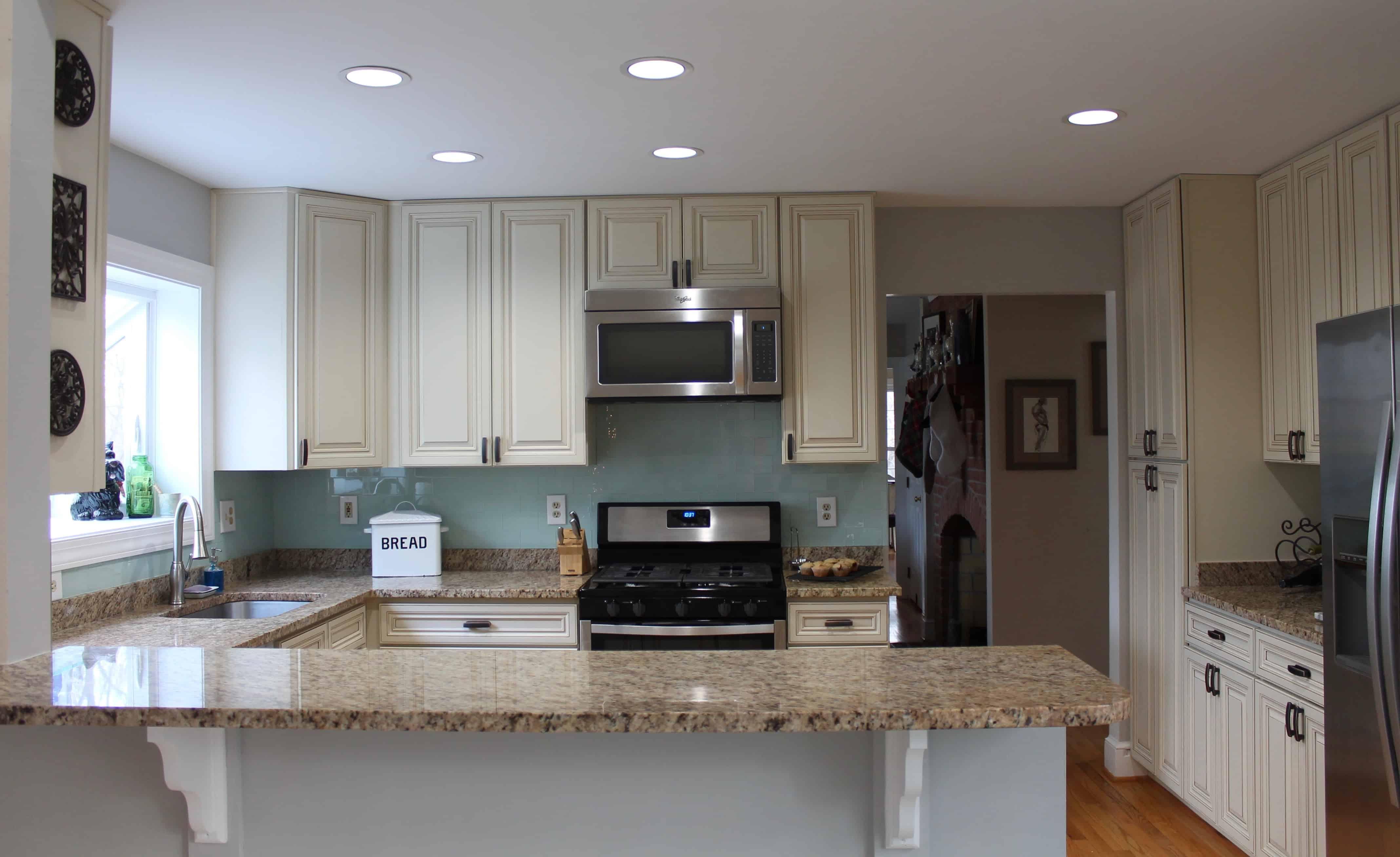 My quick kitchen update Saved by Scottie – Kitchen Update Cost