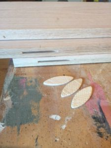 slots and biscuits for woodworking