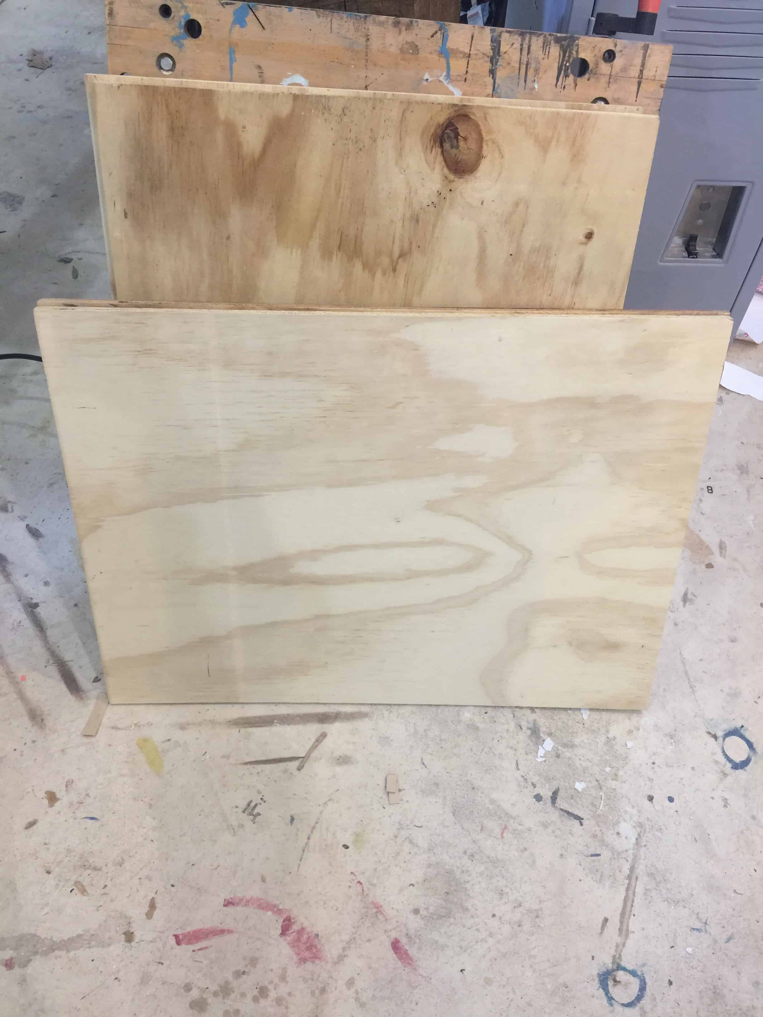 Saved by Scottie nesting boxes scrap wood