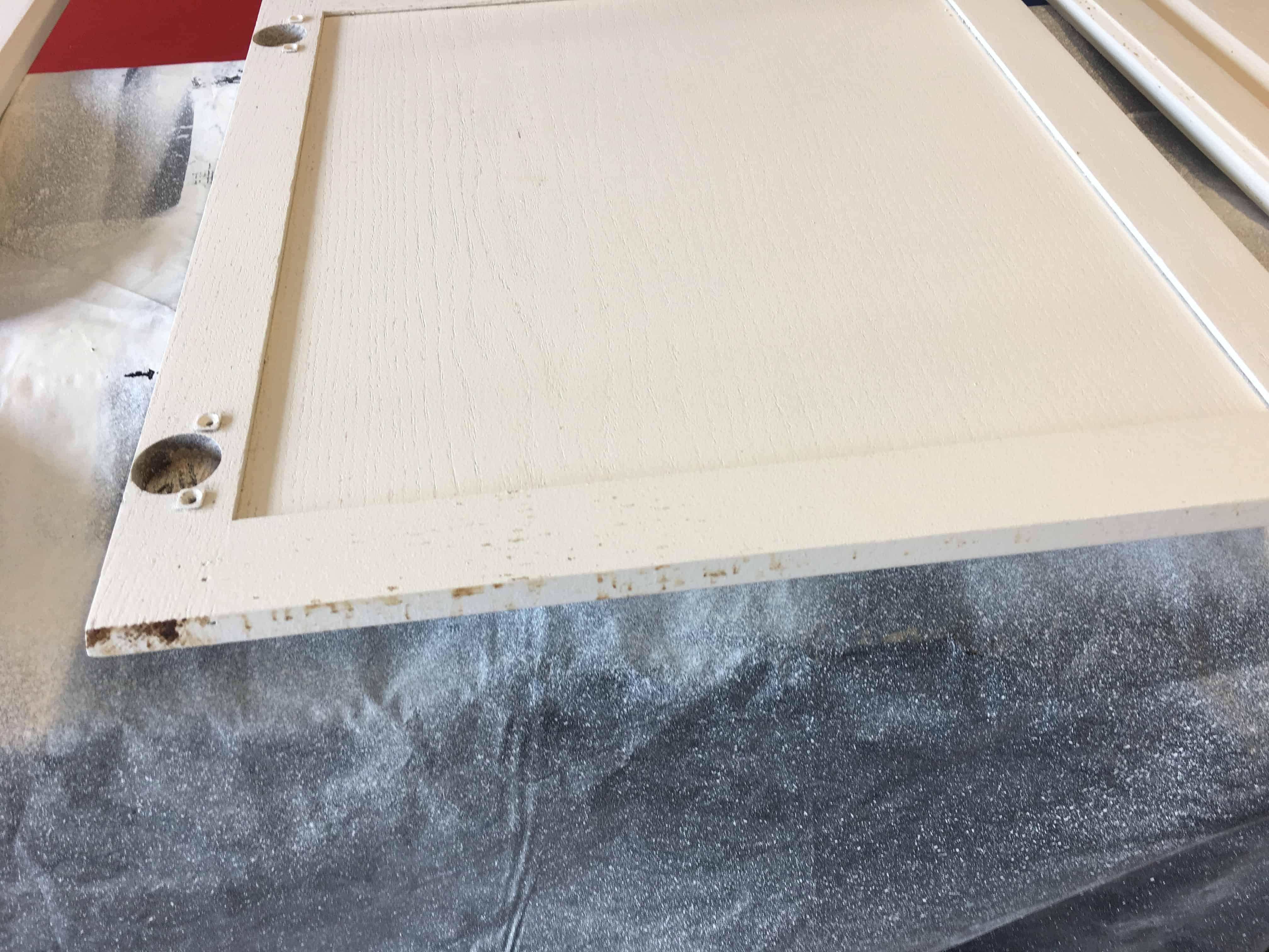 Saved by Scottie Alamo kitchen surprise stain