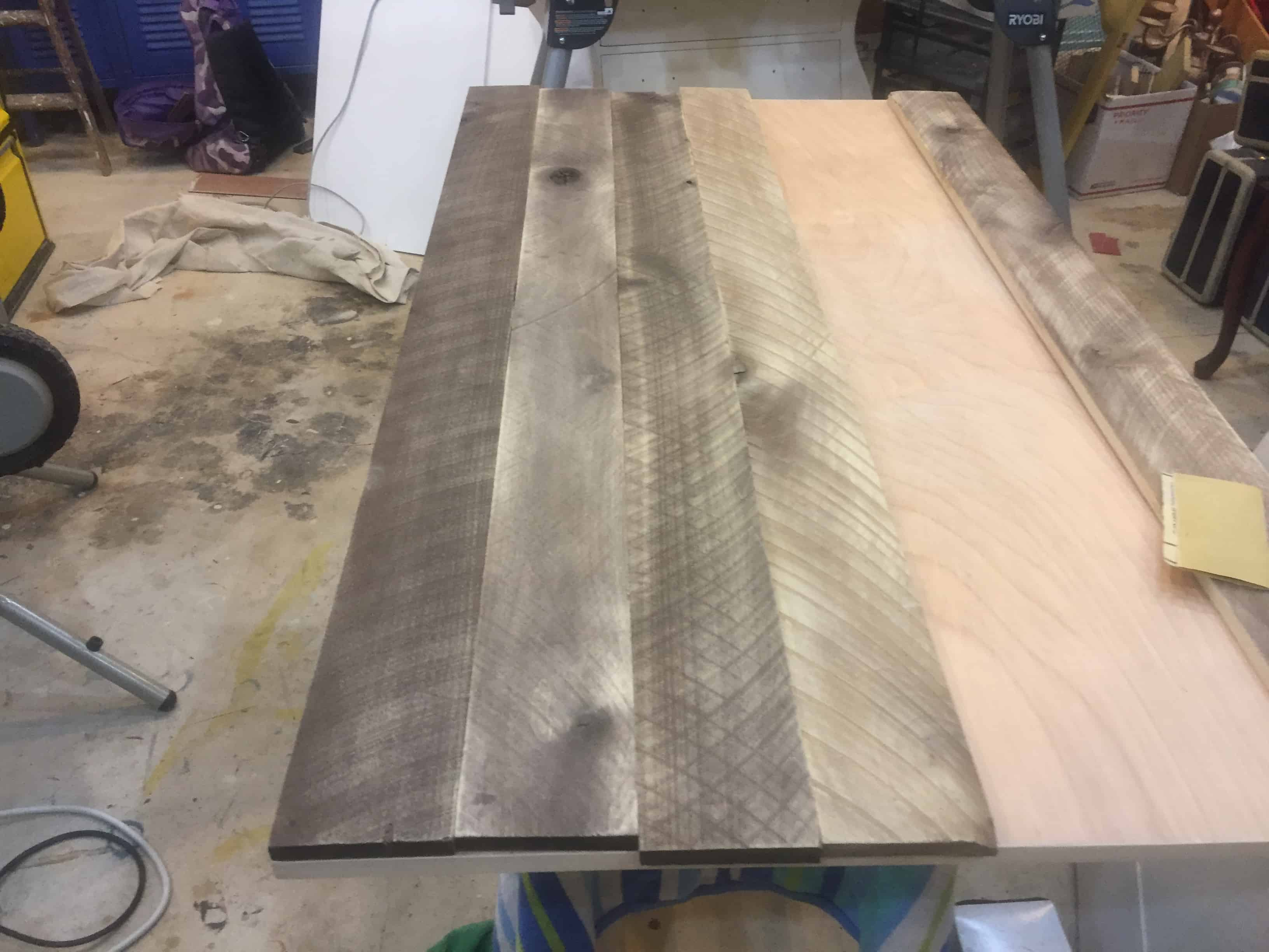 Saved by Scottie rv remodel her desk top build layout