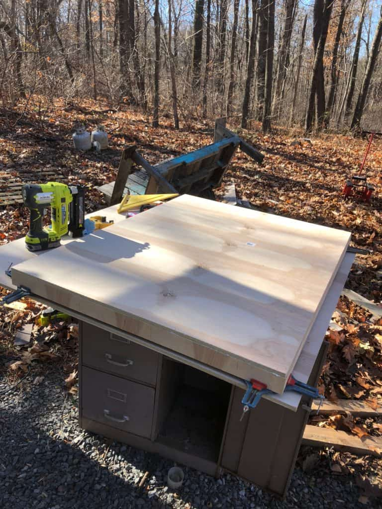 Saved by Scottie jewelry frame box build