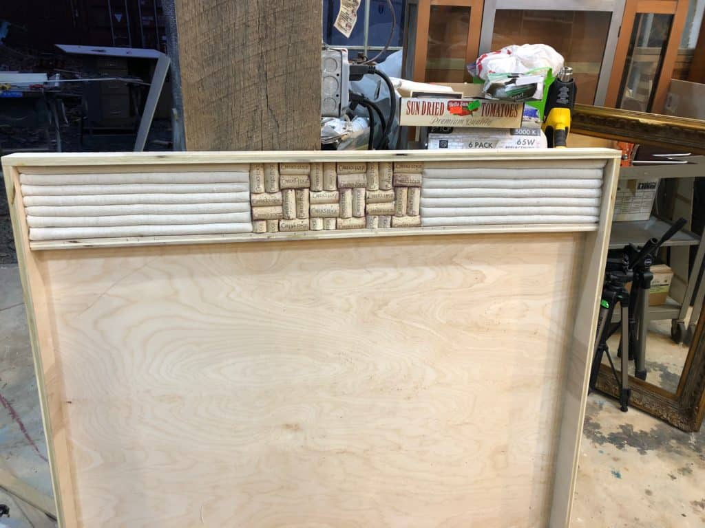 Saved by Scottie jewelry frame top section complete