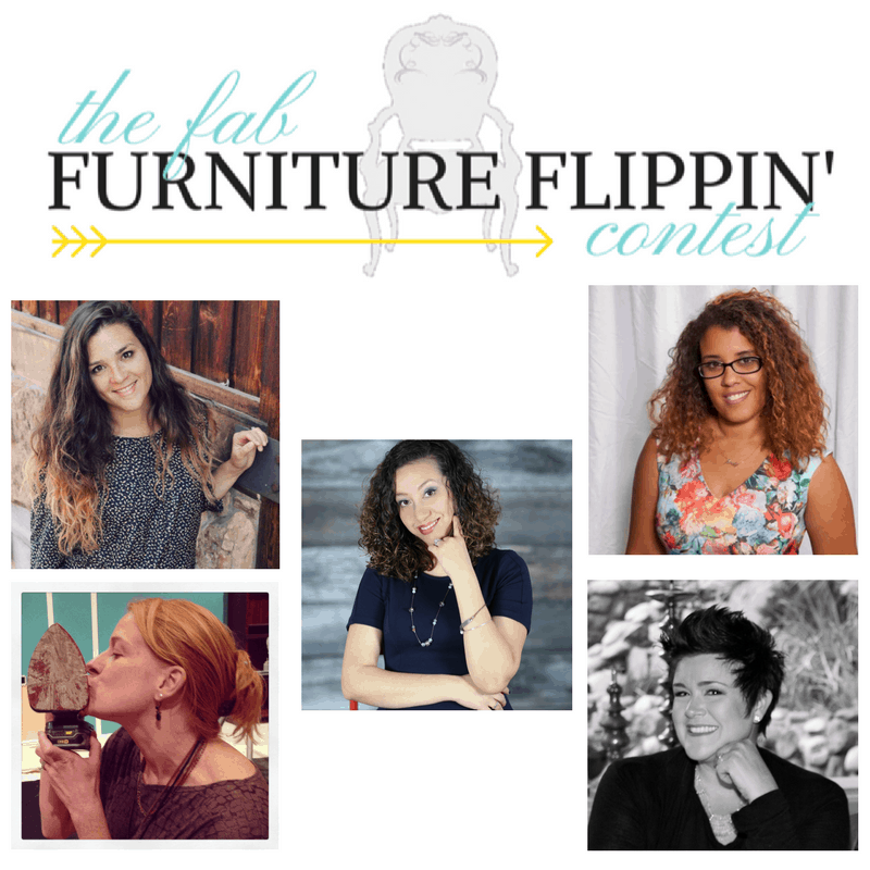 saved by scottie fab furniture flipping contest graphic- main graphic 4-18