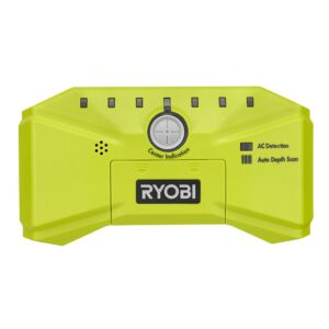 ryobi stud finder with auto depth technology