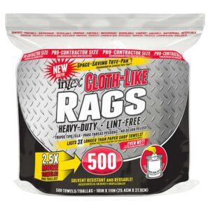 Rag in a bag