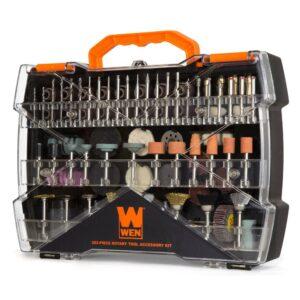 Wen rotary tool accessory kit