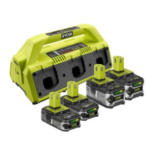 ryobi one plus multi battery charger