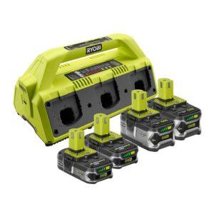 ryobi one plus multi battery charger