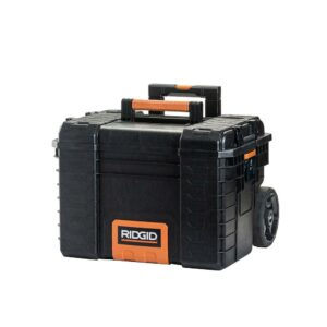 Ridgid pro gear tool box cart