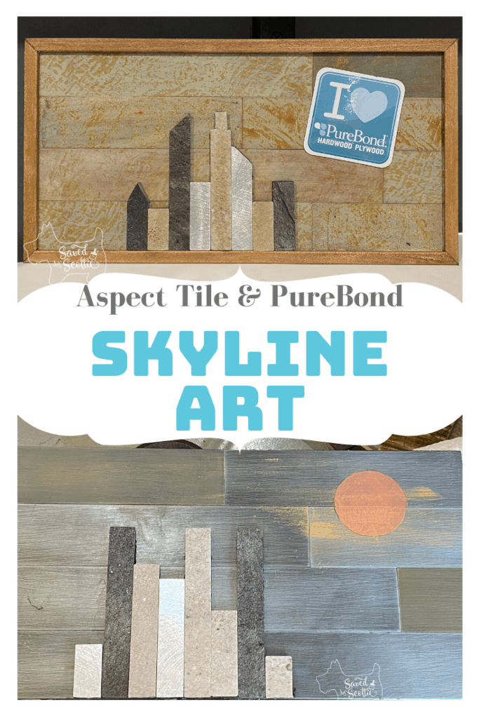 pinnable image of skyline art projects