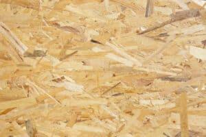 texture of an osb board